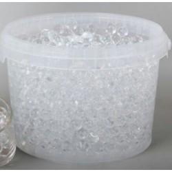 Hydrogel boules crystal