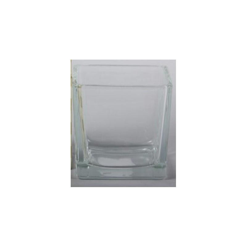 cube en verre transparent. Black Bedroom Furniture Sets. Home Design Ideas