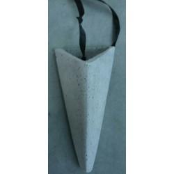 Triangle Beton a suspendre