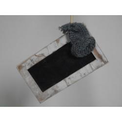 Tableau noir bonnet