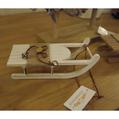 Mini Luge en bois