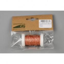 Bobine fil de fer couleur
