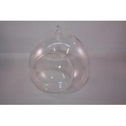 Boule de verre pour suspension