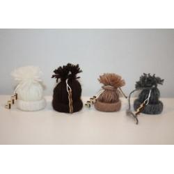 Mini bonnet de laine