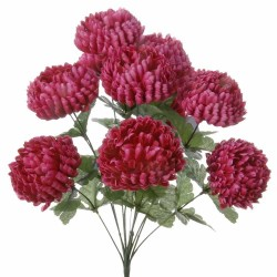 CHRYSANTHEME ARTIFICIEL