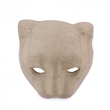 Masque découpé