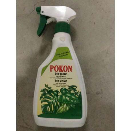 Lustrant bio pour plantes