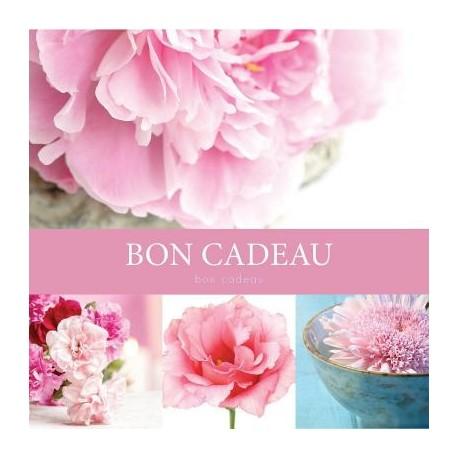 Cours d'art floral CHEQUE CADEAU