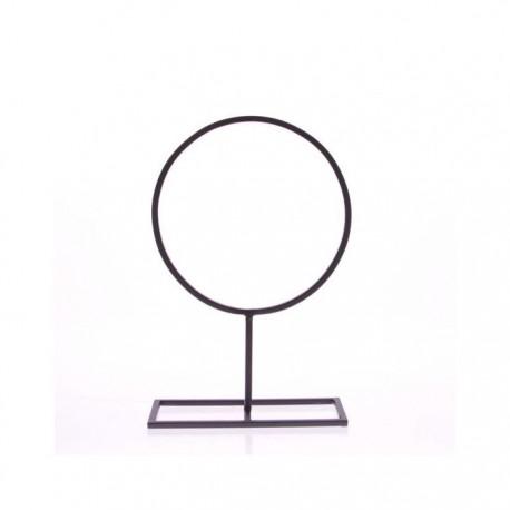 Cercle sur pied metal