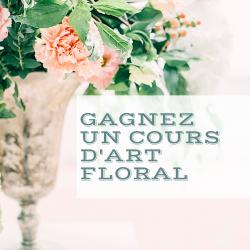 Cours d'art floral 22 juillet
