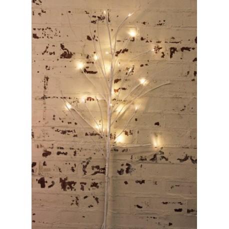 Branche lumineuse
