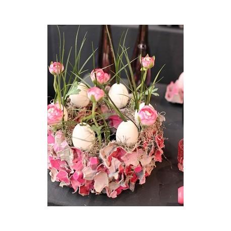Cours art floral St Valentin